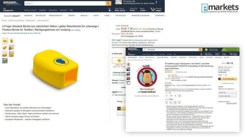 Amazon Design Update