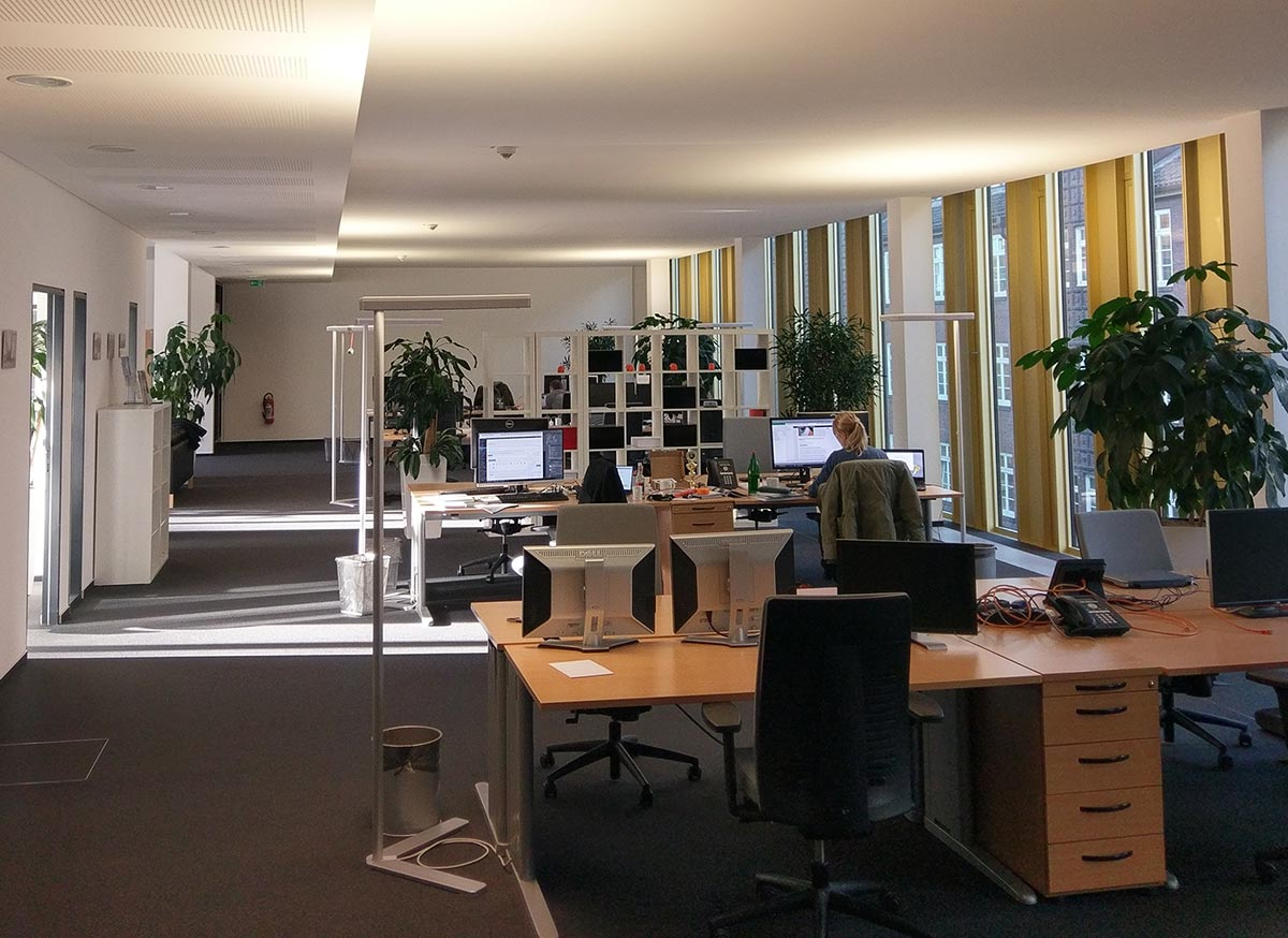 Büro Intomarkets Agentur Hamburg