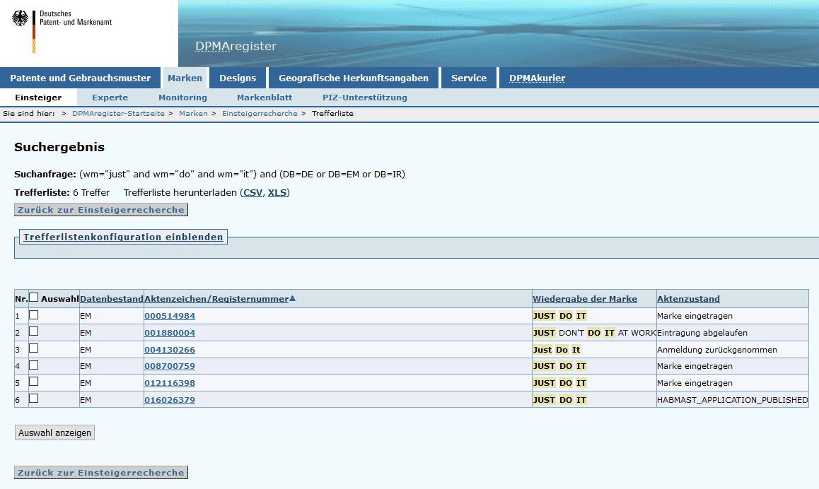 dpma-markenrecherche-schritt-2