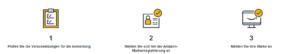 3 Schritte Amazon Brand Registry