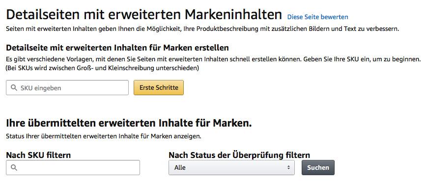 Amazon-EBC-bearbeiten