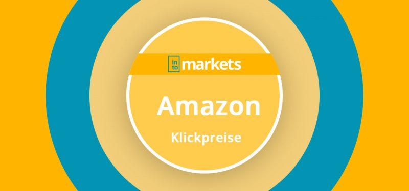 Amazon Klickpreise (PPC) festlegen