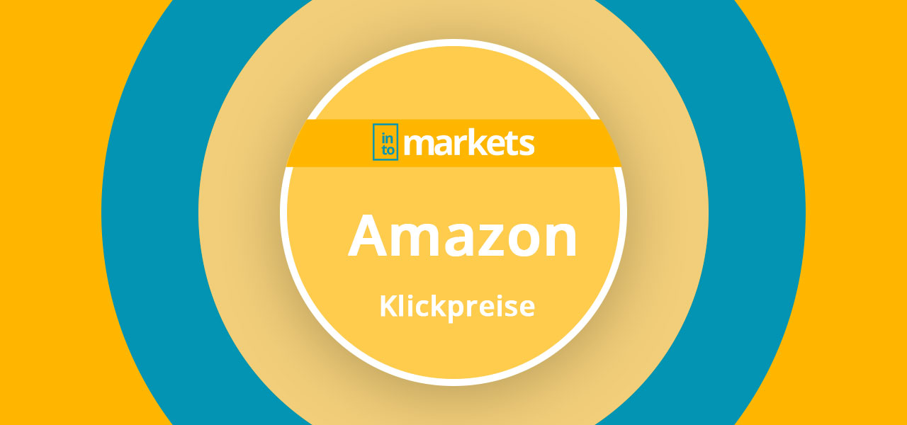 Amazon Klickpreise (PPC) festlegen