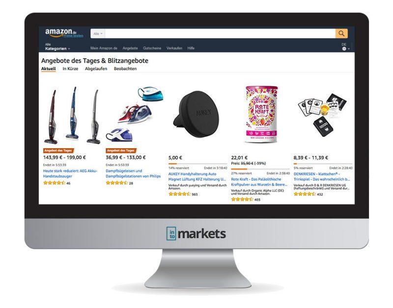 Amazon-blitzangebote
