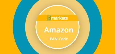EAN Code für Amazon FBA
