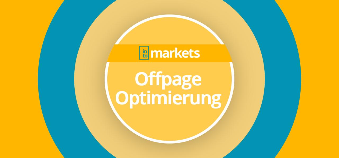 Offpage-Optimierungen