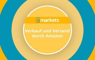 Vendor Verkauf und Versand durch Amazon