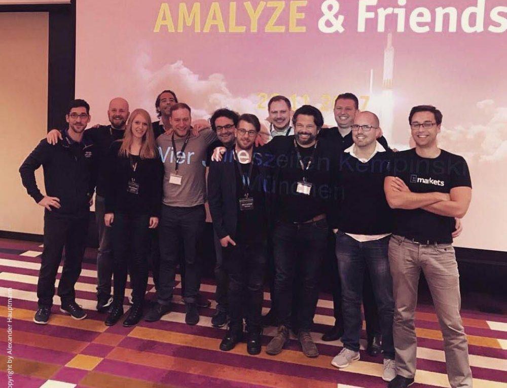 Amalyze and Friends November 2017 in München – ein Review nach der Konferenz