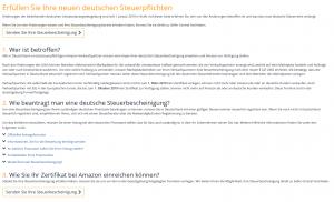 amazon-22f-sellercentral-steuerbescheinigung-senden-anleitung