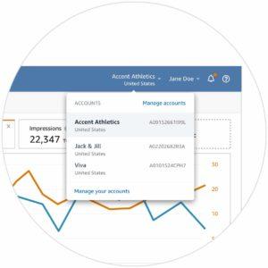 amazon-advertising-managment-account-switcher