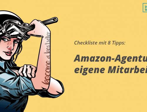 Amazon Agentur oder eigene Mitarbeiter?