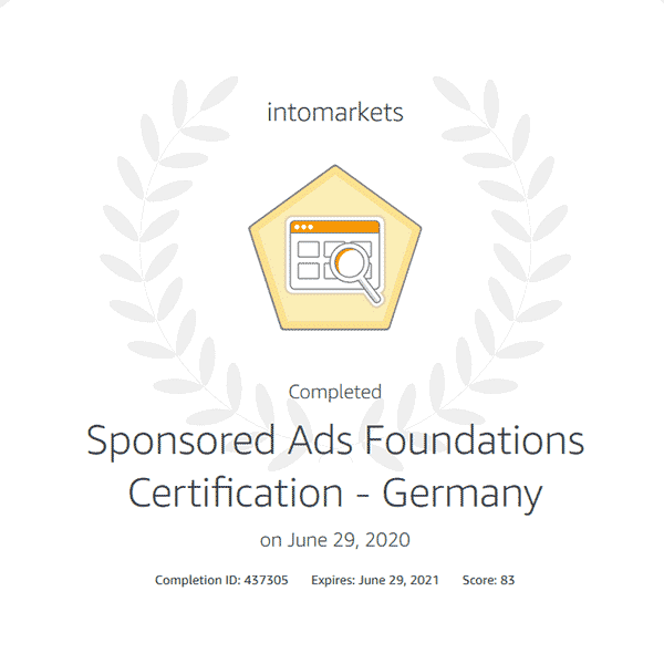 amazon-agentur-sponsored-ads-foundation-certification-intomarkets-1
