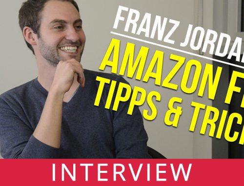 Amazon FBA Tipps & Tricks mit Franz Jordan