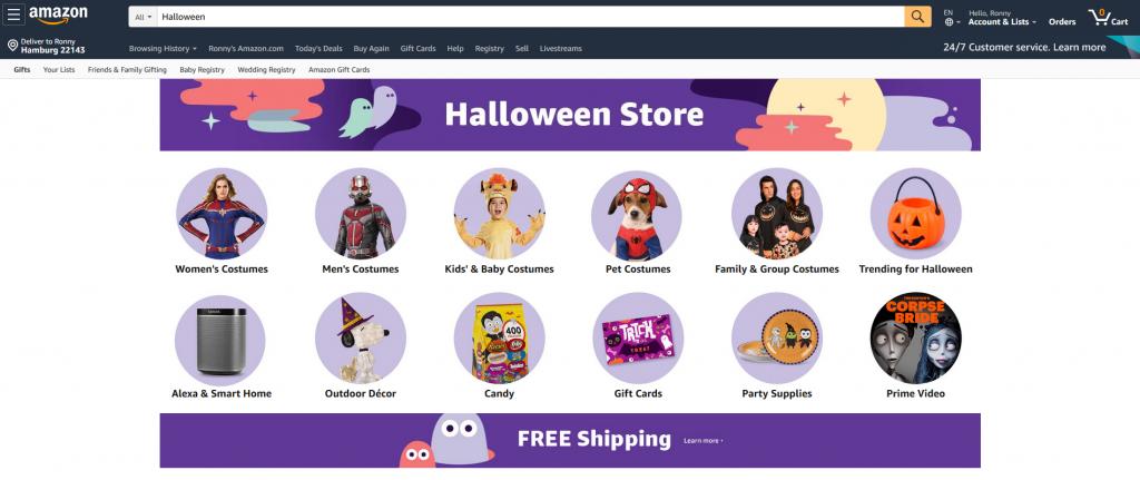 amazon-halloween-landingpage