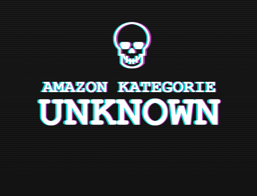 Amazon Kategorie unbekannt verschoben Keyword Rankings verloren