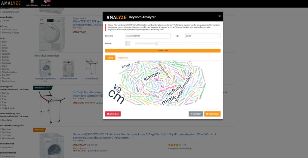 amazon-keyword-amalyzer-chrome-plugin