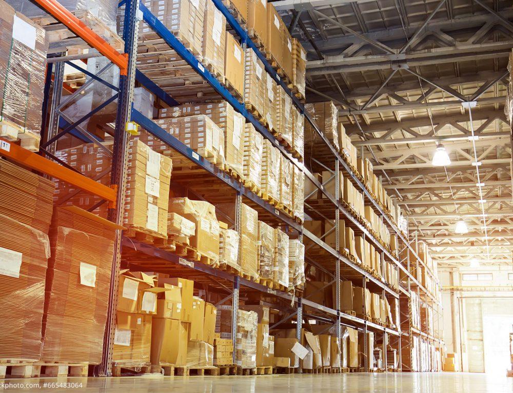 Amazon Logistikzentren in Deutschland und Europa