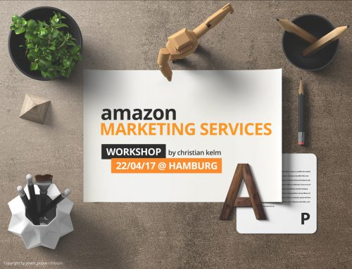 AMS Workshop 2017 in Hamburg – Amazon Marketing Services