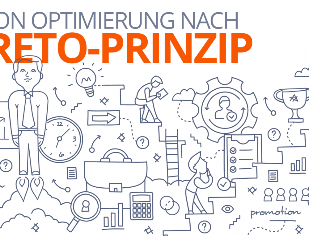 Amazon Optimierung nach Pareto-Prinzip