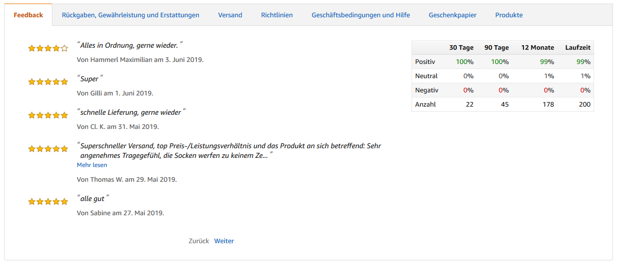 amazon-review-verkaeufer-feedback
