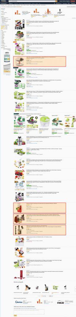 amazon-suchergebnis-keyword-gemueseschneider