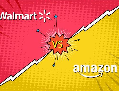 Amazon vs. Walmart – wer gewinnt den Kampf um den Kunden?