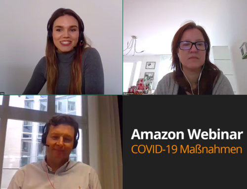 Amazon Webinar Transcript on COVID-19 measures