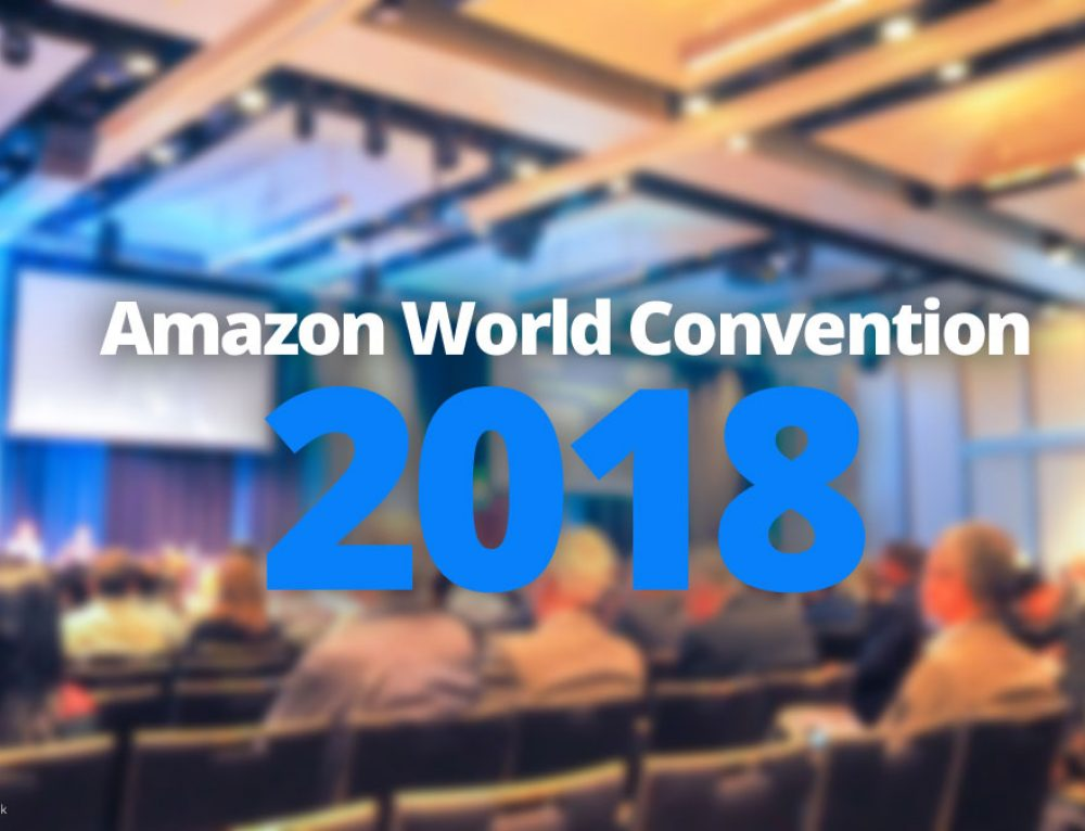 Amazon World Convention 2018 in München