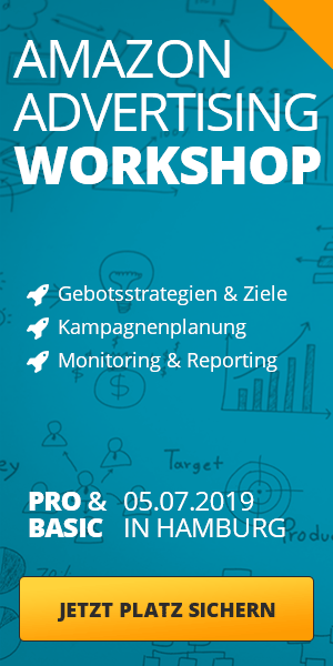 Amazon Advertising Workshop Hamburg