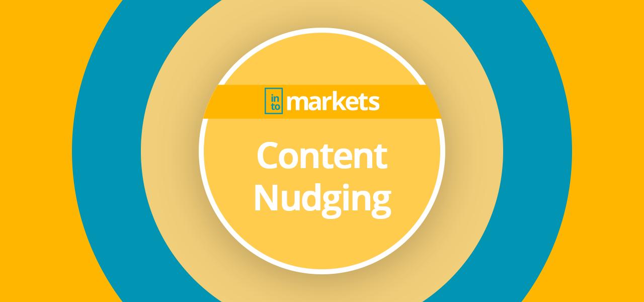 content nudging