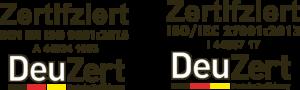 Deuzert ISO 9001 27001 Zertifizierung