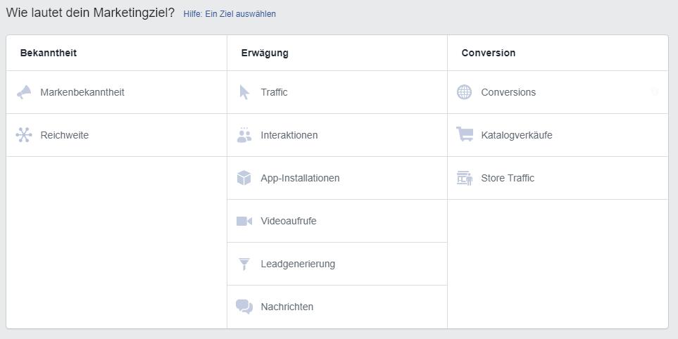 facebook-advertising-kampagnen-setup
