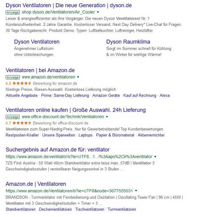 google-suchergebnisseite-adwords