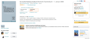 guerilla-marketing-handbuch-jay-conrad-levinson-amazon