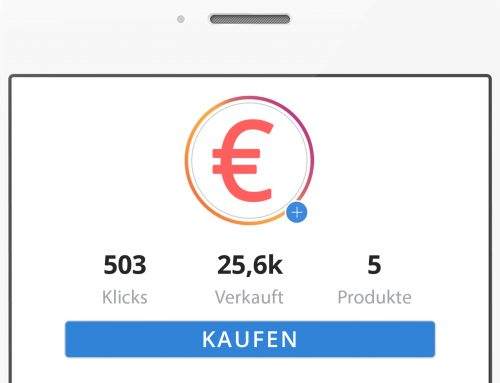 Instagram als Verkaufsplattform unwürdig?