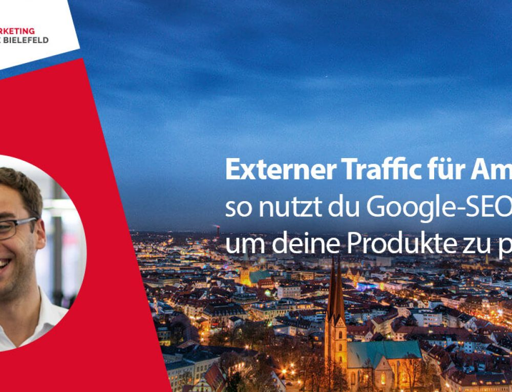 OMKB18 – Amazon Sales Push mit externem Traffic