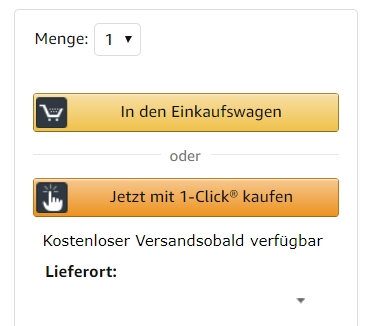 one-click-shopping amazon