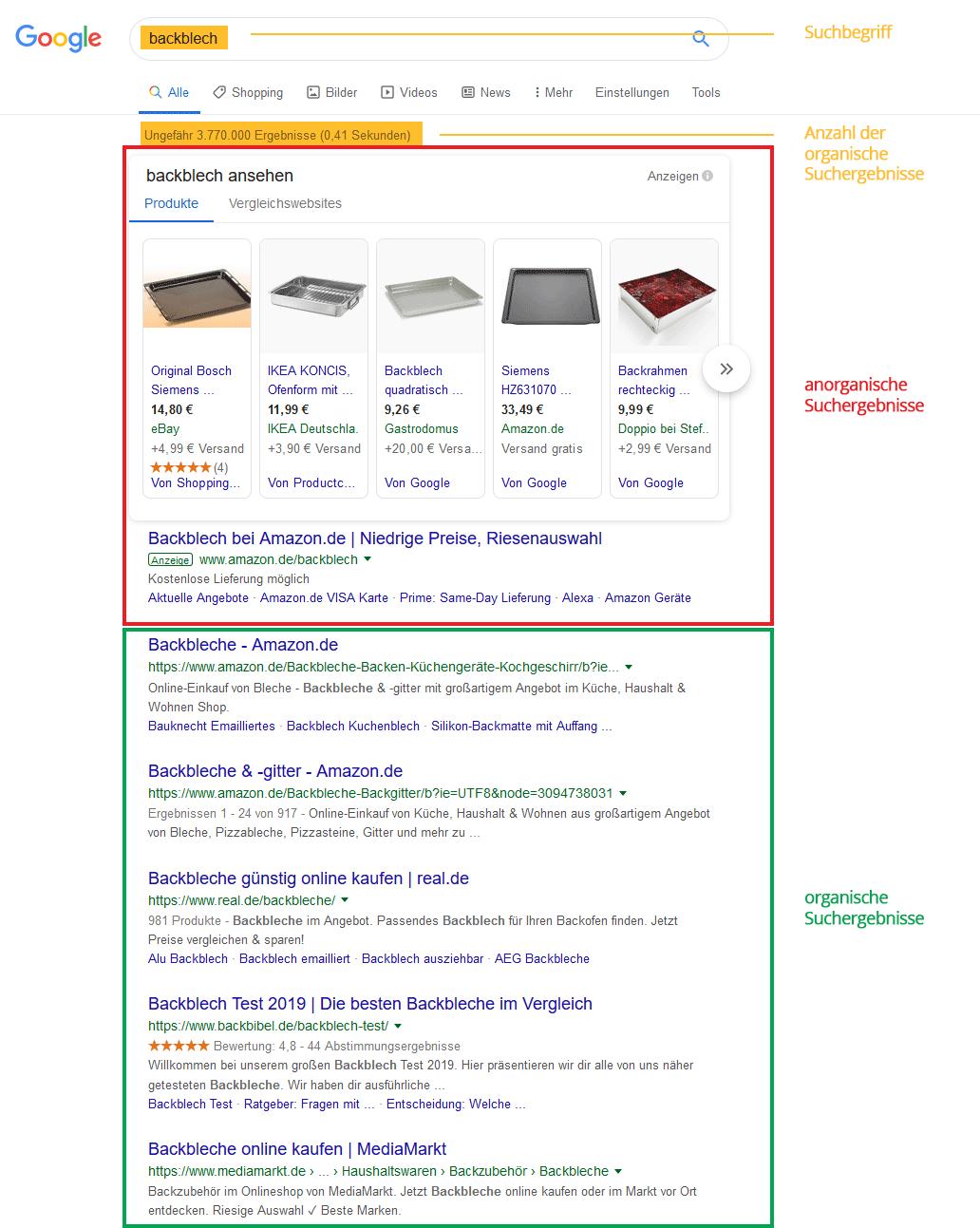 organic-search-google-suchergebnisse