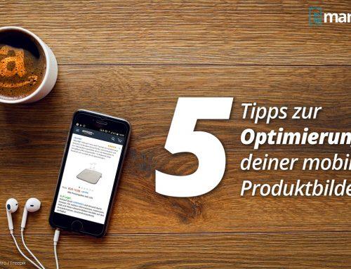 Amazon Mobile Optimierung (AMO) – Produktbilder
