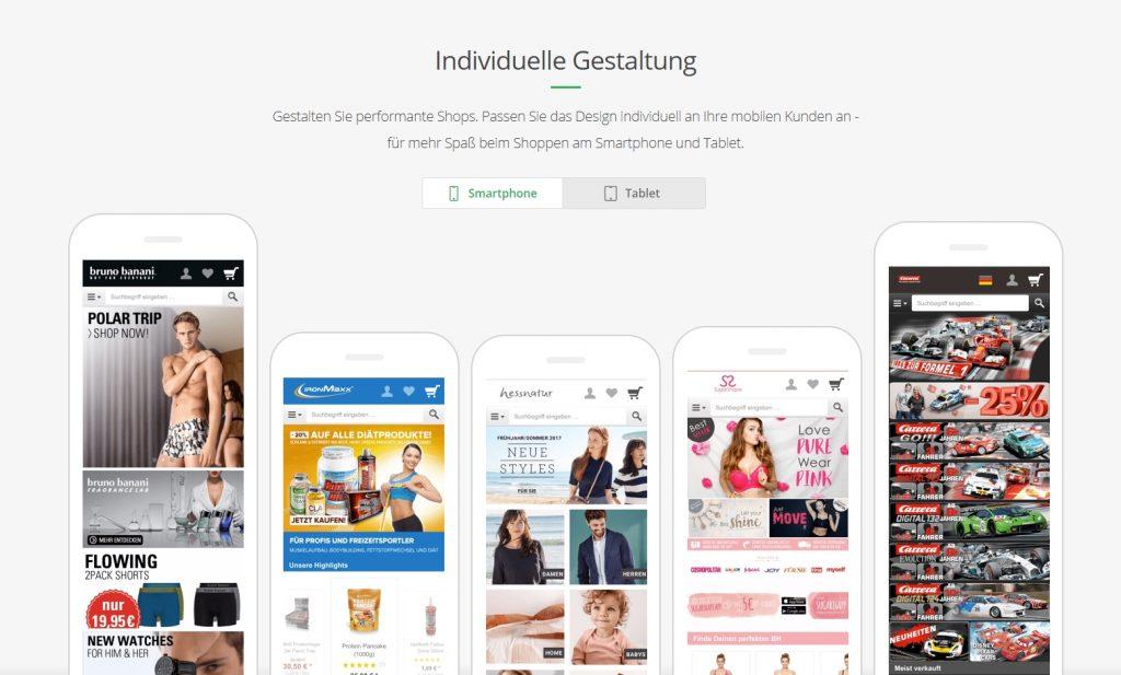 shopgate mobile
