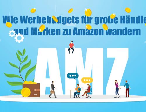 Wie Werbebudgets für große Händler zu Amazon wandern